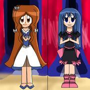 Emma VS Dawn