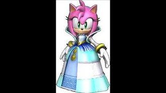 Sonic and the Black Knight 2 - Amy Rose Nimue Unused Voice Clips