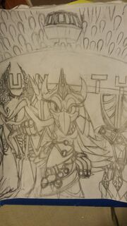Unity art (prologue )