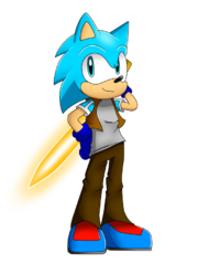 Gift kyle the hedgehog by flame eliwood-d3i7xab-1-