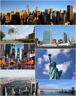 NYC Montage 2011