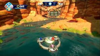 Sonic Synergy Boom - Unused Voice Clips for River Rush and Undersea Bolt
