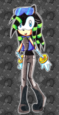Starlight Sonic Boom