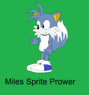 Miles Sprite Prower (new style)