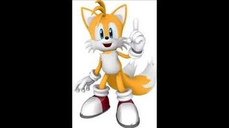 Sonic The Hedgehog (2020) - Miles ''Tails'' Prower Unused Voice Sound