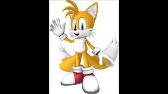 Sonic The Hedgehog (2020) - Miles ''Tails'' Prower Voice Sound