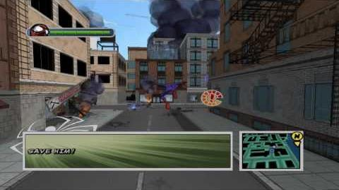 Let's Play Ultimate Spider-Man Part 3 - Rhinocerasaurus Rex!