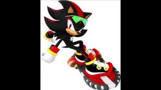 Sonic Riders Velocity - Shadow The Hedgehog Unused Voice Clips