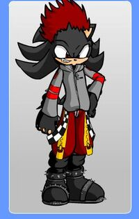Zant the Hedgehog