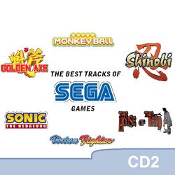 2019 - The Best Tracks of SEGA Games CD2