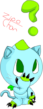 Kitty The Cat Chao 4 (smaller)