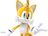 Tails: Galactic Mission