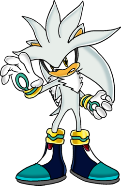 Silver The Hedgehog Project 20