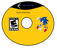 Sonic Evolution Kamble Disc