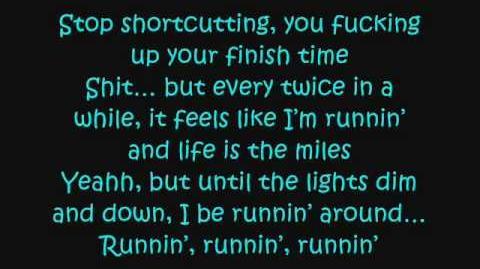 Lil Wayne ft. Shanell Runnin' Lyrics