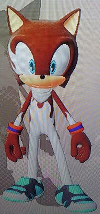 Markus the Hedgehog