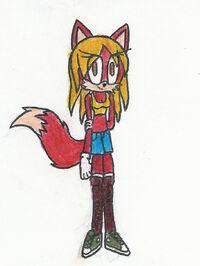 XoPs Scarlet the Fox