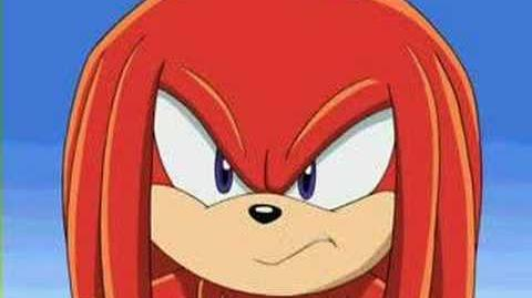 What Knuckles thinks of us..