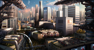 Central City Concept