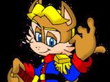 Antoine D'Coolette (Re: Sonic GX)
