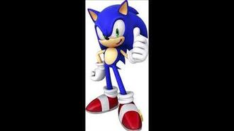 Sonic The Hedgehog (2020) - Sonic The Hedgehog Voice Sound