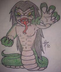 Nosiop the Snake