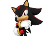 Shadow the Hedgehog (BearfootTruck's Universe)