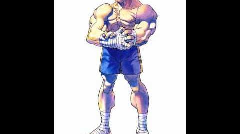 Street Fighter AST Theme of Sagat-0