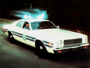 1977-78 Plymouth Fury police