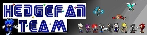 Team Hedgefan complete 5
