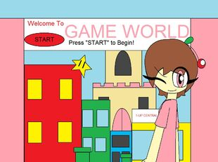 Welcome to Game World!