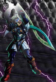 Fierce deity link 2 by doncamatica-d3by108