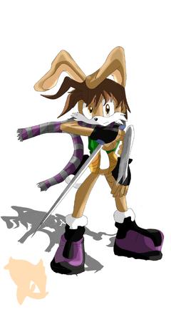 Rsz lance the rabbit request by absolhunter251-d5xozpj