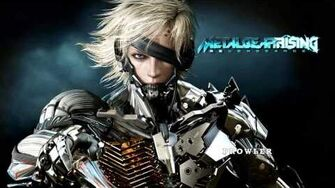Metal Gear Rising Revengeance - Dark Skies (Platinum Mix) (Soundtrack OST)