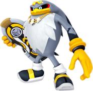 Sonic Legacy Storm