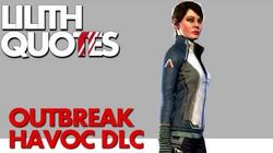 Lilith's (Rose McGowan) Quotes Audio Files ( Exo-Zombies Outbreak)