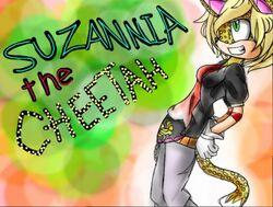 Suzannia