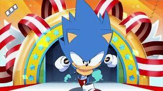 소닉 마니아 오프닝 - Sonic Mania Opening Animation