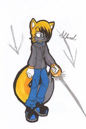 Alfred the fox by 1feellikeamonster-d59oern-2