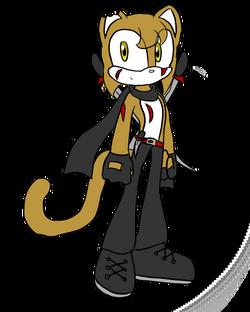 Gordian the Cat