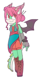 Kira the Dragon