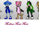 Roleplay (FreeJoin): Mobius Mew Mew