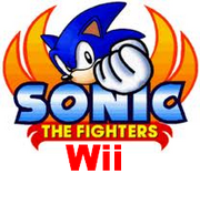 Sonic the Fighters Wii