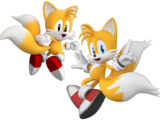 """Miles """"Tails"""" Prower (BearfootTruck's Universe)"""