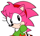 Amy Rose/Mobius Redrawn