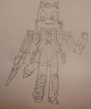 Telos Nyctores - Sketch