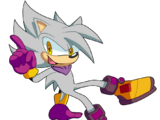 Ion the Hedgehog (New Version)