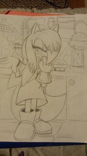Madoka(Sonic Galaxy)