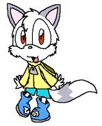 Kimiko Sonic Riders