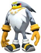 Storm the albatross in sonic world by nibrocrock-d7ndqm6